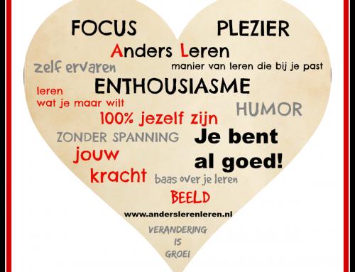 Het hart van Anders Leren